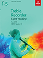 Treble Recorder Sight-Reading 2018