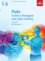 Flute Scales & Arpeggios and Sight-Reading